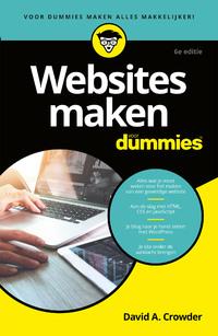Websites maken voor Dummies-David A. Crowder-eBook