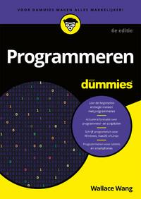 Programmeren voor Dummies-Wallace Wang-eBook