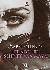 Het negende schrift van Maya - grote letter uitgave-Isabel Allende