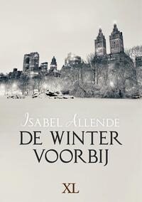 De winter voorbij - grote letter uitgave-Isabel Allende