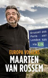 Europa volgens Maarten van Rossem-Maarten van Rossem-eBook