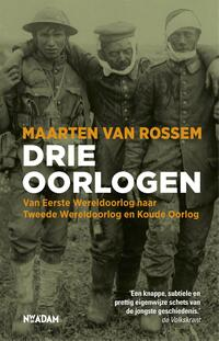 Drie oorlogen-Maarten van Rossem-eBook