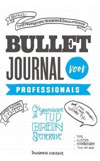 Bullet Journal voor professionals-