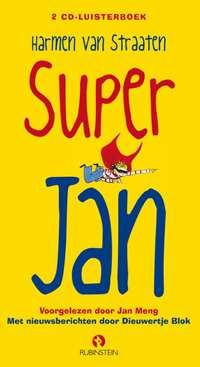 Super Jan, luisterboek, 2 CD's-Harmen van Straaten
