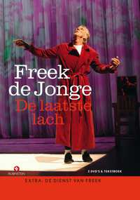 Freek De Jonge - De Laatste Lach-DVD