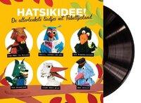 Hatsikidee! De allerleukste liedjes uit Fabeltjesland-Leen Valkenier