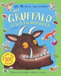 Het Gruffalo Stickerdoeboek-Julia Donaldson