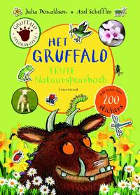 Het Gruffalo Lente Natuurspeurboek-Julia Donaldson