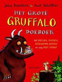 Het Grote Gruffalo Doeboek-Julia Donaldson