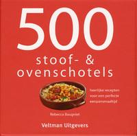 500 Stoof- & Ovenschotels-Rebecca Baugniet