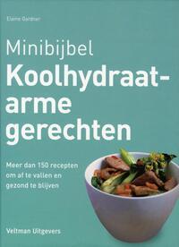 Minibijbel - Koolhydraatarme gerechten-Elaine Gardner