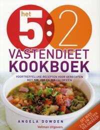 Het 5:2 vastendieet kookboek-Angela Dowden