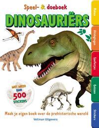 Speel- en doeboek Dinosauriërs-