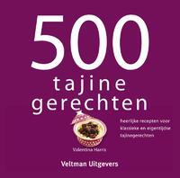 500 Tajine Gerechten-Valentina Harris