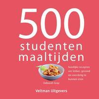 500 Studentenmaaltijden-Deborah Gray