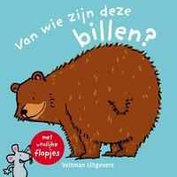 Van wie zijn deze billen? (flapjesboek)-Thorsten Saleina