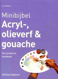 Minibijbel - Acryl-, olieverf en gouache-Ian Sidaway