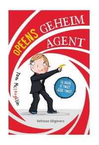 Opeens geheim agent-Tom McLaughlin