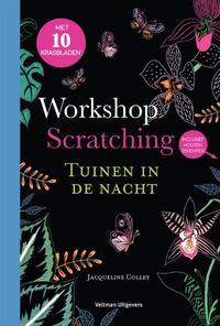 Workshop scratching: Tuinen in de nacht-