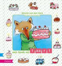 Een boek vol taart (kleuters samenleesboek)-Nicolle van den Hurk