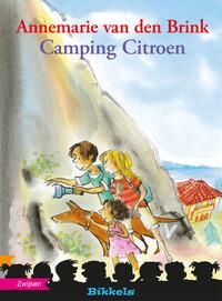Camping Citroen-Annemarie van den Brink-eBook