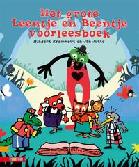 Het grote Leentje en Beentje voorleesboek-Rindert Kromhout-eBook