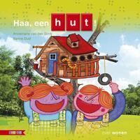 Haa, een hut!-Annemarie van den Brink