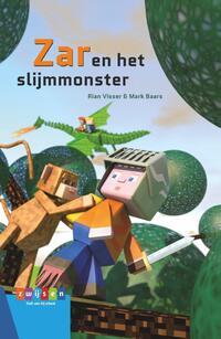 Zar en het slijmmonster-Rian Visser