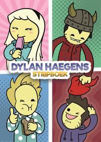 Dylan Haegens Stripboek-Dylan Haegens