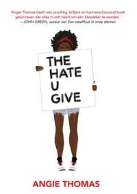 The Hate U Give-Angie Thomas