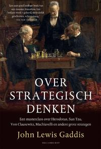 Over strategisch denken-John Lewis Gaddis-eBook
