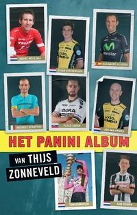 Het Panini-album van Thijs Zonneveld-Thijs Zonneveld-eBook
