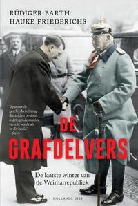 De grafdelvers-Hauke Friederichs, Rüdiger Barth-eBook