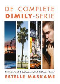 De complete DIMILY-serie-Estelle Maskame-eBook