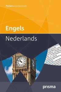 Prisma pocketwoordenboek Engels-Nederlands-M.E. Pieterse-van Baars