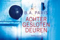 Achter gesloten deuren-B.A. Paris