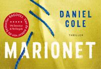 Marionet - Dwarsligger-Daniel Cole