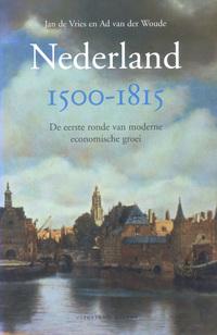 Nederland 1500-1815-Adam van der Woude, Jonas de Vries