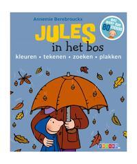 Jules in het bos (doeboek)-Annemie Berebrouckx