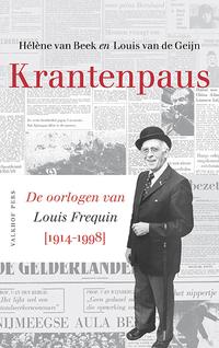 Krantenpaus-Hélène van Beek, Louis van de Geijn
