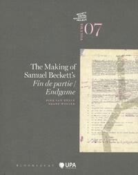The Making of Samuel Beckett's Fin de partie/Endgame-Dirk van Hulle, Shane Weller