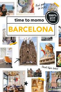 Time to momo - Barcelona-Annebeth Vis