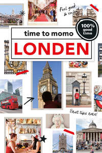 Time to momo - Londen-Kim Snijders