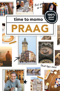 Time to momo - Praag-Elke Parsa, Mathilde Verbaas