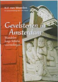Gevelstenen in Amsterdam-H.F. van Woerden