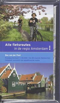 Alle fietsroutes in de regio Amsterdam-Bas van der Post