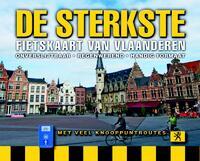 De sterkste fietskaart van Vlaanderen-John Eberhardt