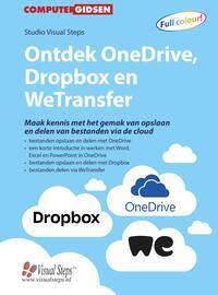Ontdek OneDrive, Dropbox en WeTransfer-Studio Visual Steps