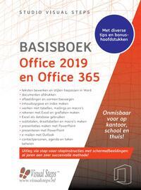 Basisboek Office 2019 en Office 365-Studio Visual Steps
