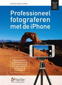 Professioneel fotograferen met de iPhone-Studio Visual Steps